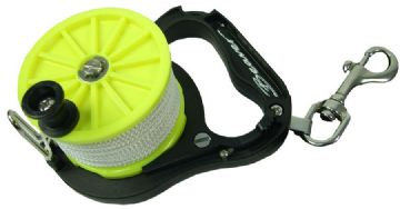 Beaver Sports Puffin - Compact Dive Reel + 40 Metres Line and Snap Bolt